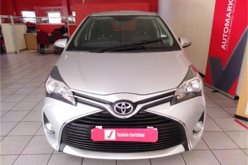 Toyota Yaris 1.3 2017