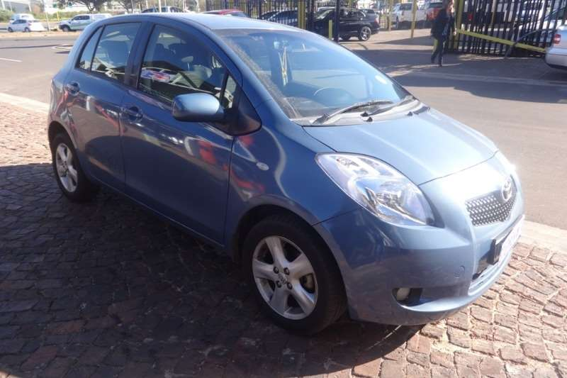 Toyota Yaris 1.3 5 door T3+ 2006