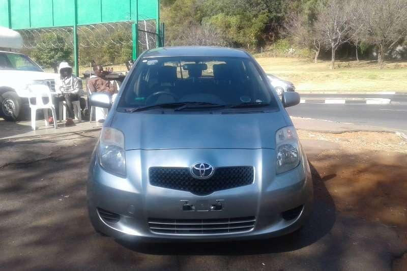 Toyota Yaris 1.3 5 door T3+ 2006