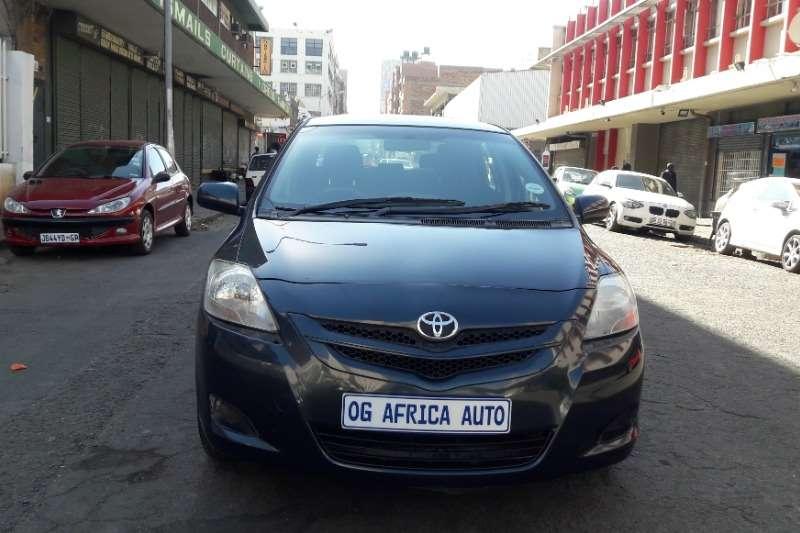 Toyota Yaris 1.3 5 door T3 2006
