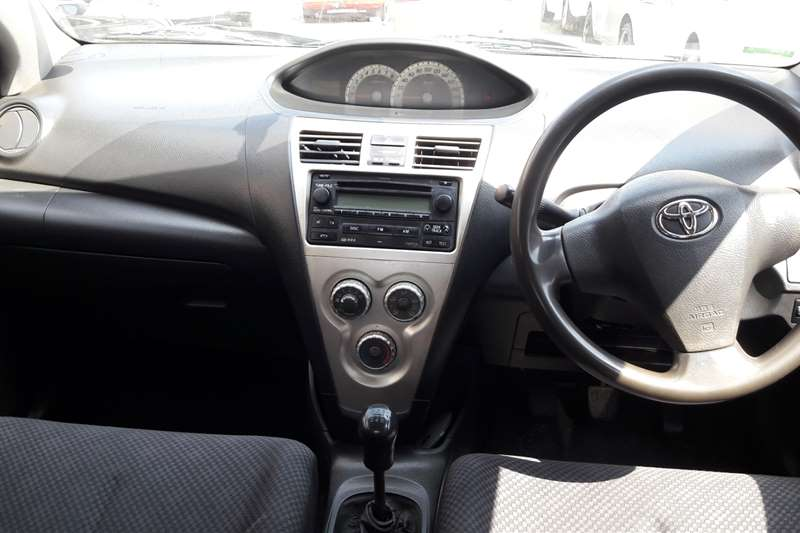 Toyota Yaris 1.3 5 door T3 2006