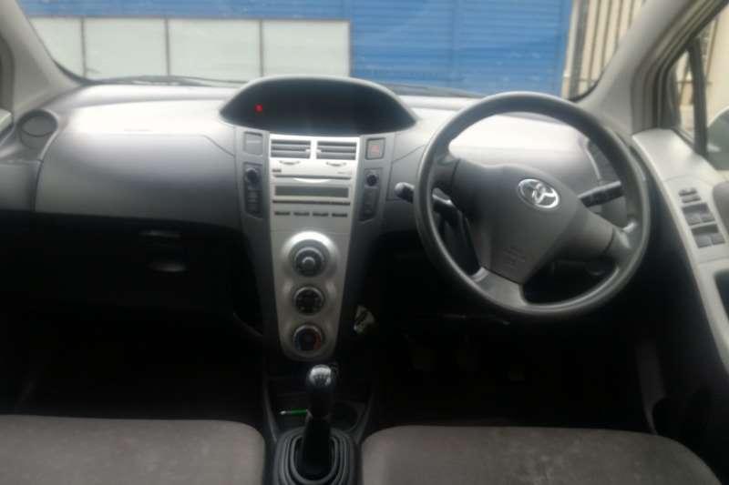 Toyota Yaris 1.3 5-door T3 2007