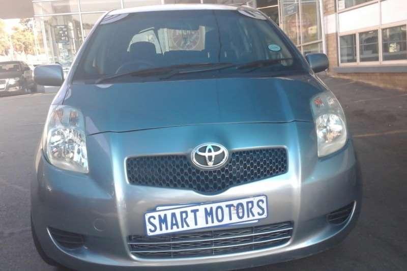 Toyota Yaris 1.3 5-door T3+ 2007