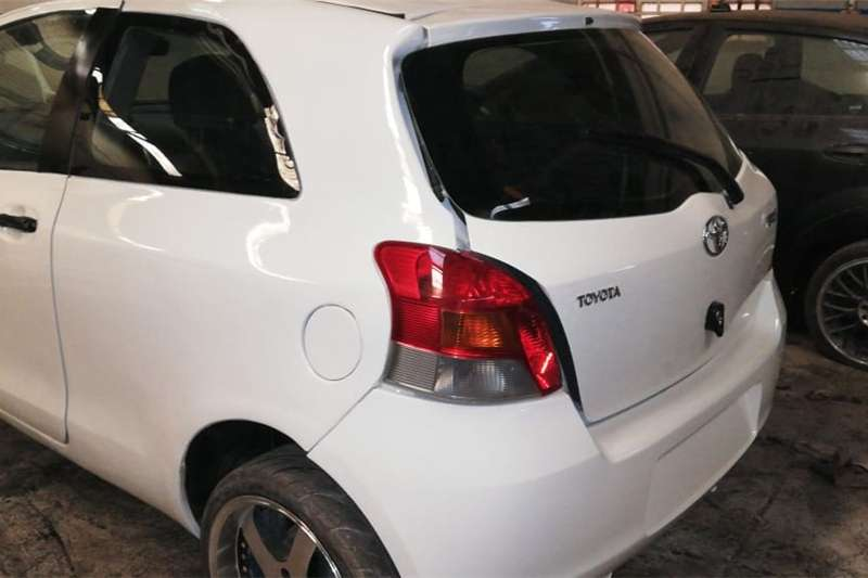 Toyota Yaris 1.3 5 door T3 2007