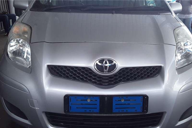 Toyota Yaris 1.3 5 door T3 2007