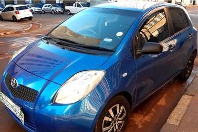Used 2007 Toyota Yaris 1.3 5 door T3+