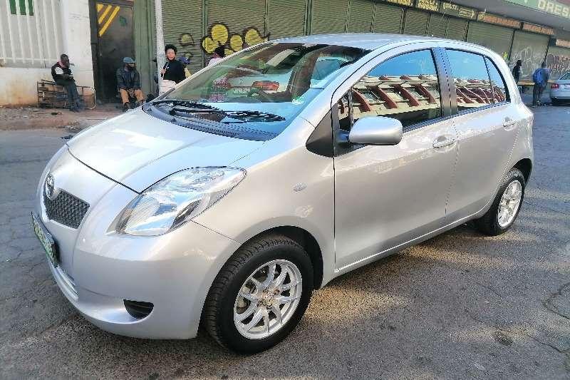Used 2007 Toyota Yaris 1.3 5 door T3