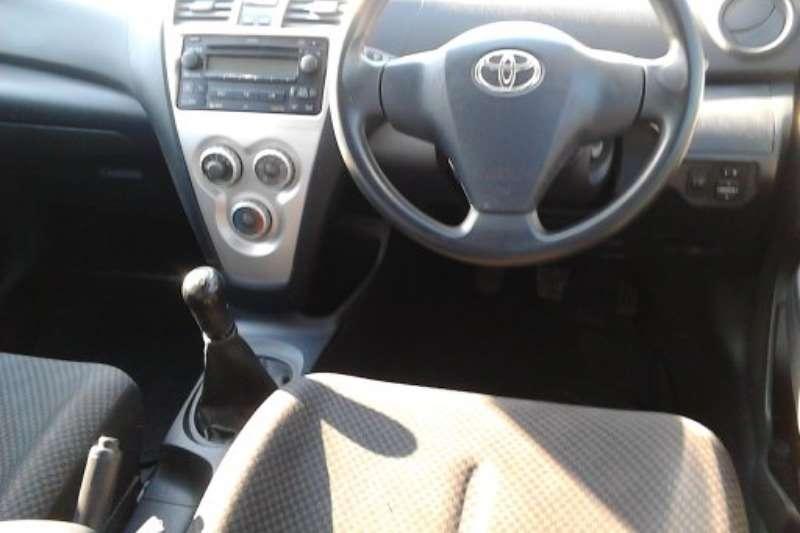 Toyota Yaris 1.3 5-door T3 2008