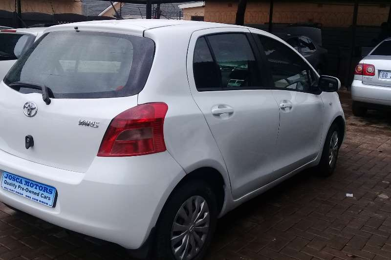 Toyota Yaris 1.3 5-door T3 2008