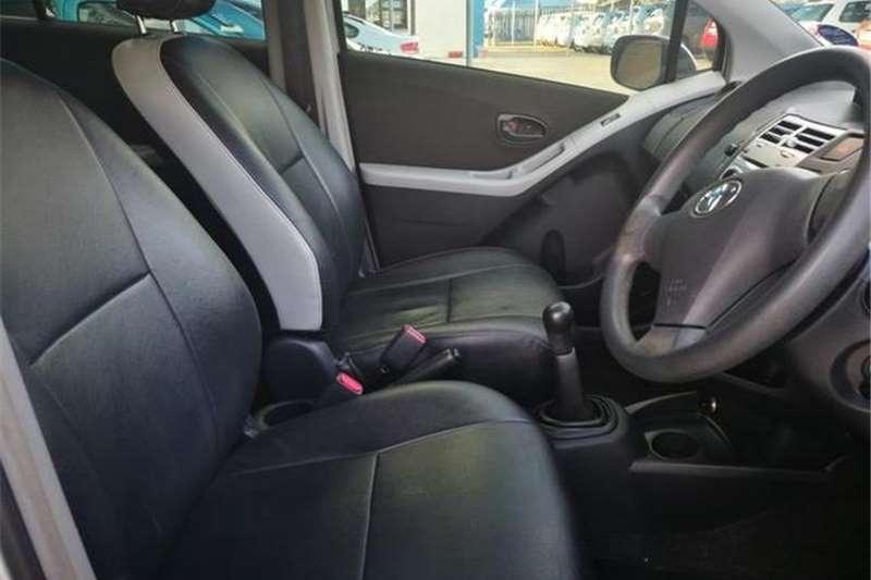 Toyota Yaris 1.3 5-Door T3+ 2008