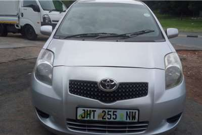 Used 2008 Toyota Yaris 1.3 5 door T3