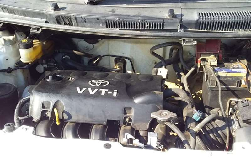 2008 Toyota Yaris Yaris 1.3 5-door T3