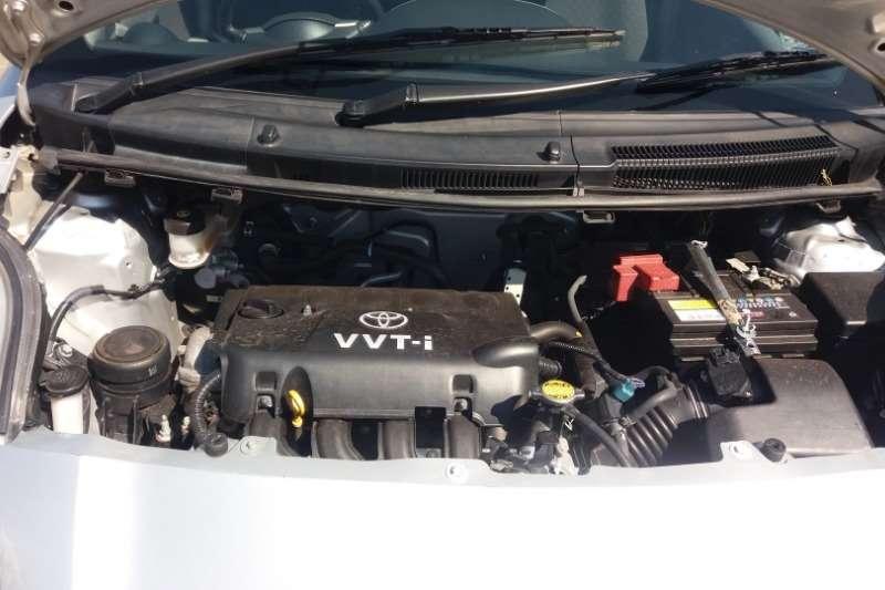 Toyota Yaris 1.3 5-door T3 2009