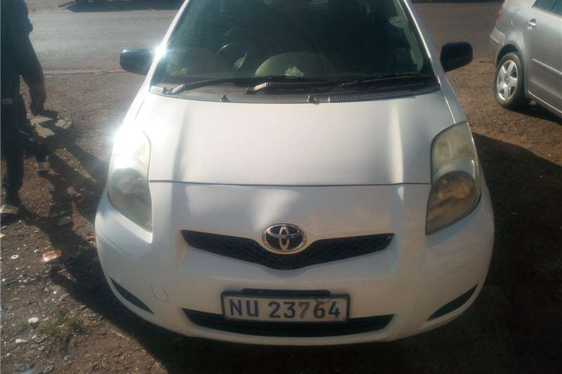 Toyota Yaris 1.3 5 door T3+ 2009