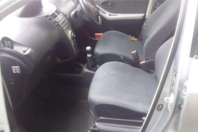 Toyota Yaris 1.3 5 door T3+ 2009
