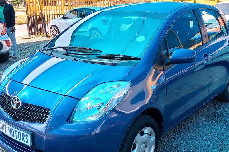 Used 2009 Toyota Yaris 1.3 5 door T3+