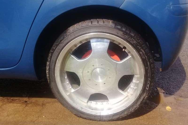 Toyota Yaris 1.3 5-door T3 2010