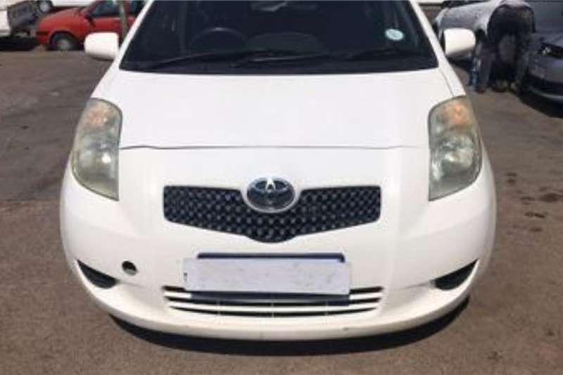 Toyota Yaris 1.3 5 door T3 2010