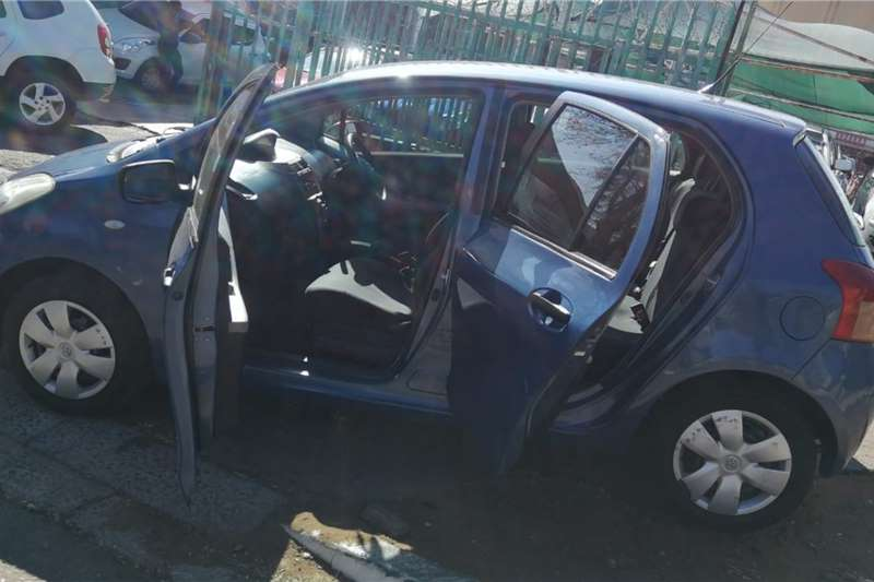 Used 2011 Toyota Yaris 1.3 5 door T3