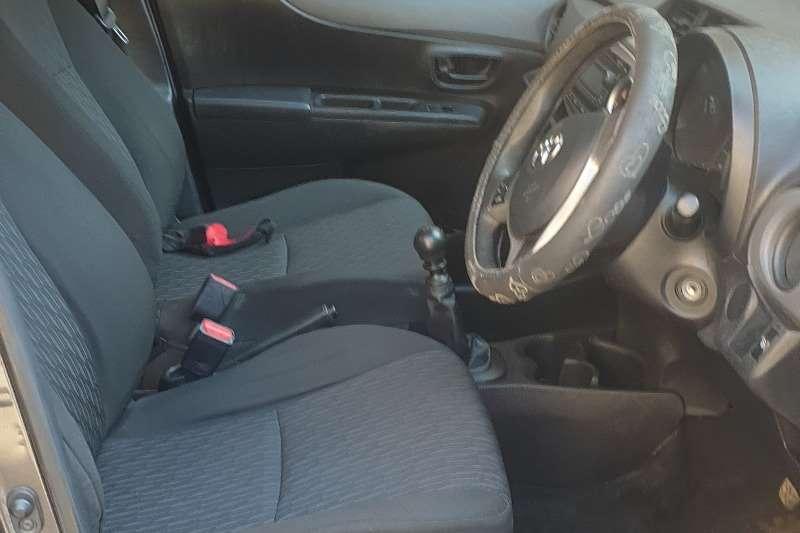Toyota Yaris 1.3 5 door T3 2012
