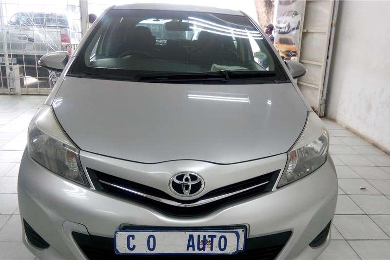 Toyota Yaris 1.3 5 door T3 2014