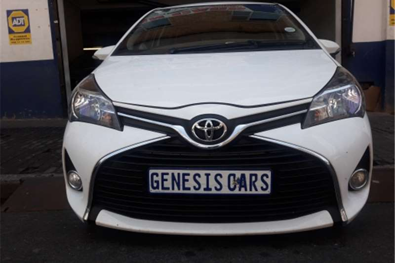 Toyota Yaris 1.3 5 door T3 2015