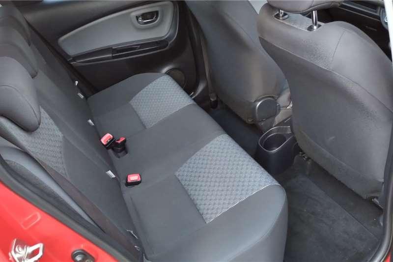 Toyota Yaris 1.3 5 door T3 2015