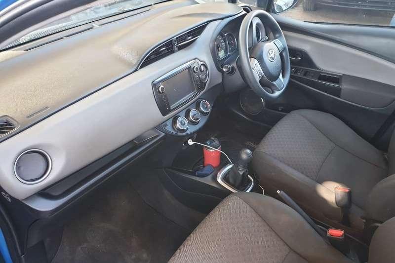 Used 2015 Toyota Yaris 1.3 5 door T3+