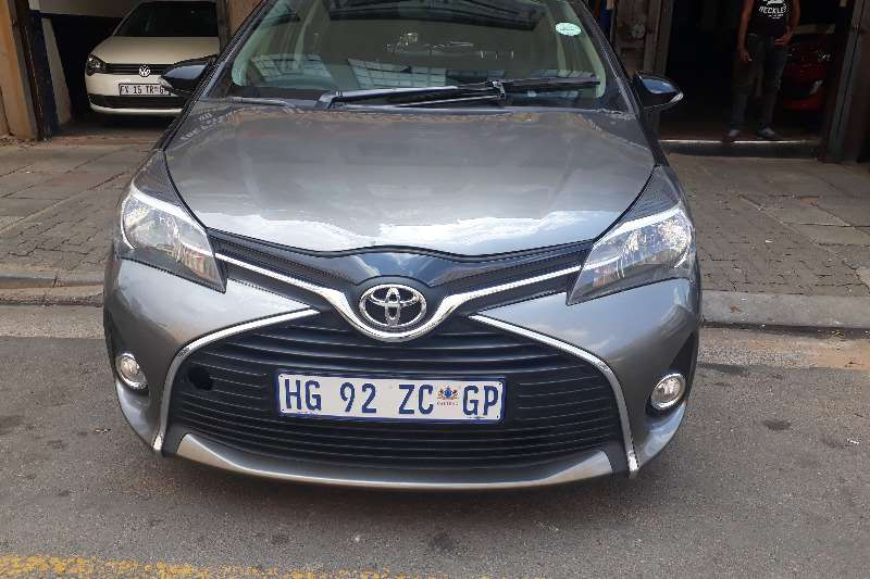 Toyota Yaris 1.3 5 door T3 2016