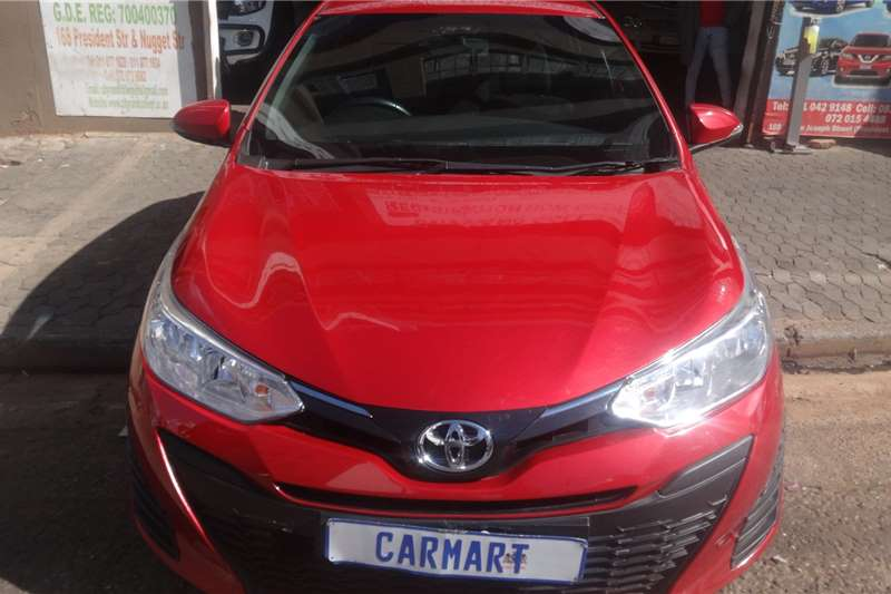 Toyota Yaris 1.3 5 door T3 2018