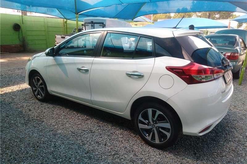 Toyota Yaris 1.3 5 door T3 2019