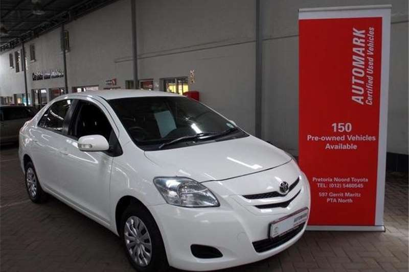 Toyota Yaris 1.3 5 Door T3+ Auto 2013
