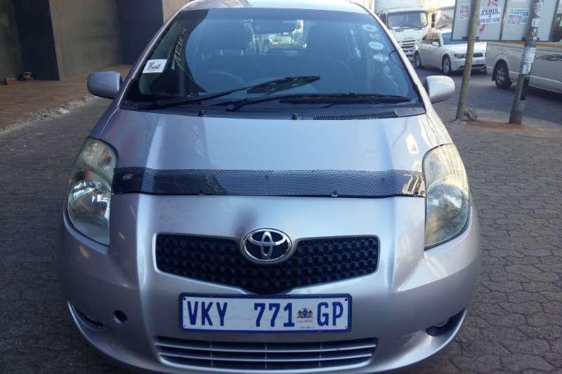 Toyota Yaris 1.3 5 door T3+ automatic 2007