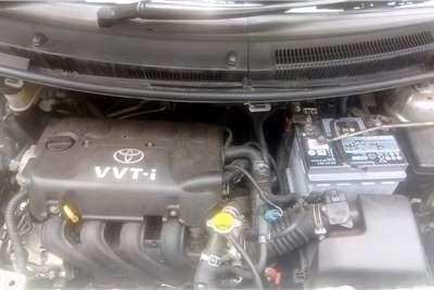 Toyota Yaris 1.3 5-door T3+ automatic 2007