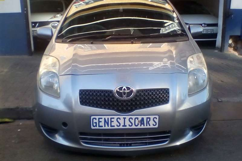 Toyota Yaris 1.3 5 door T3+ automatic 2008