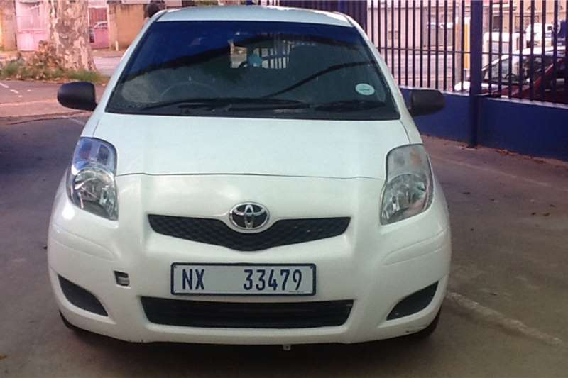 Toyota Yaris 1.3 5-door T3+ automatic 2011