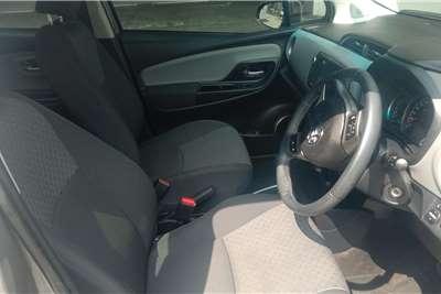 Toyota Yaris 1.3 5 door T3+ automatic 2016