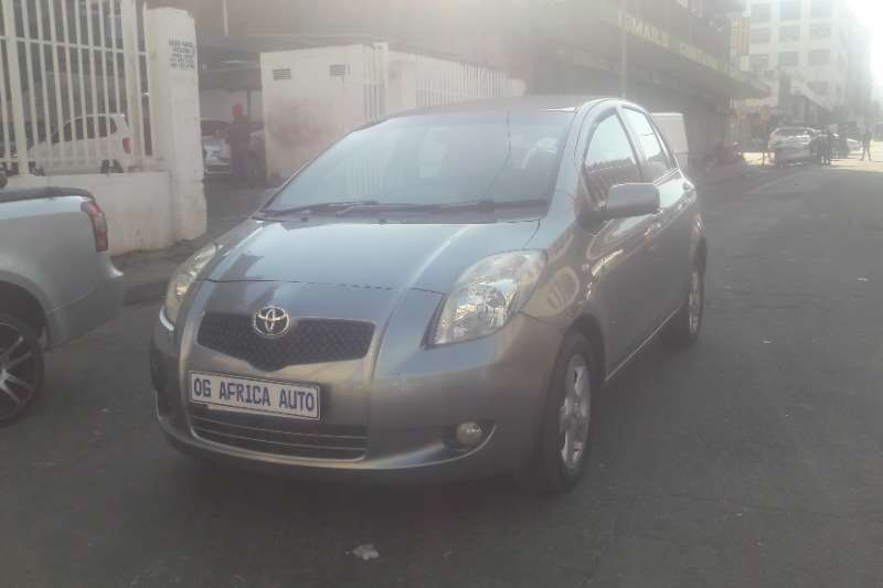 Toyota Yaris 1.3 5 door T3 Spirit 2007