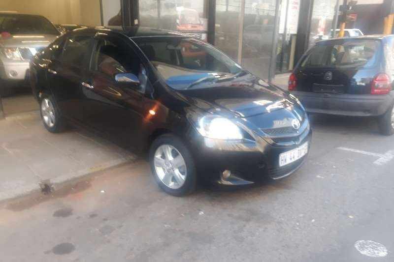 Toyota Yaris 1.3 5 door T3 Spirit 2009