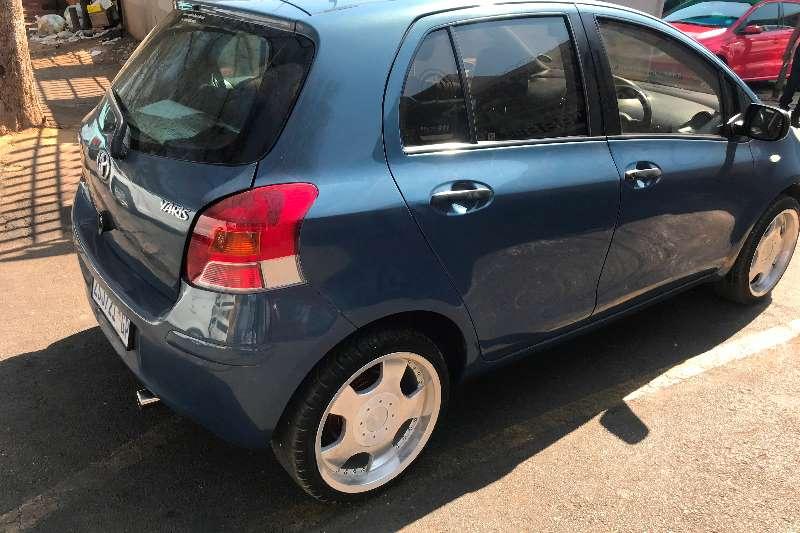 Toyota Yaris 1.3 5 door T3 Spirit 2010