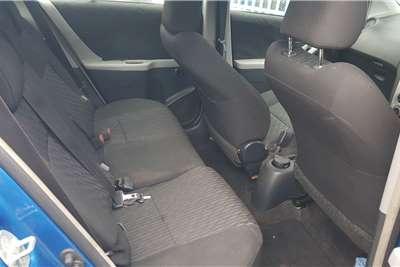 Toyota Yaris 1.3 auto 2007