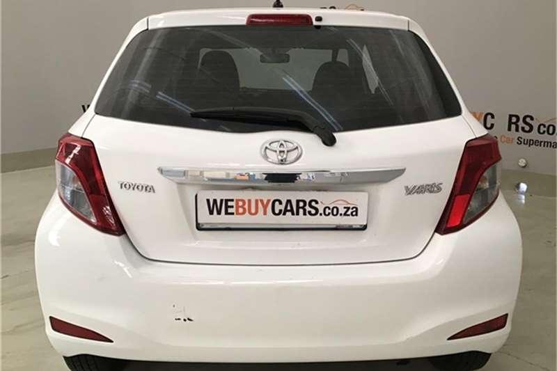 Toyota Yaris 1.3 auto 2014
