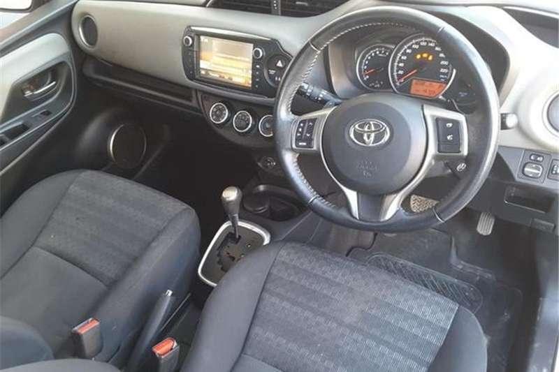 Toyota Yaris 1.3 auto 2017