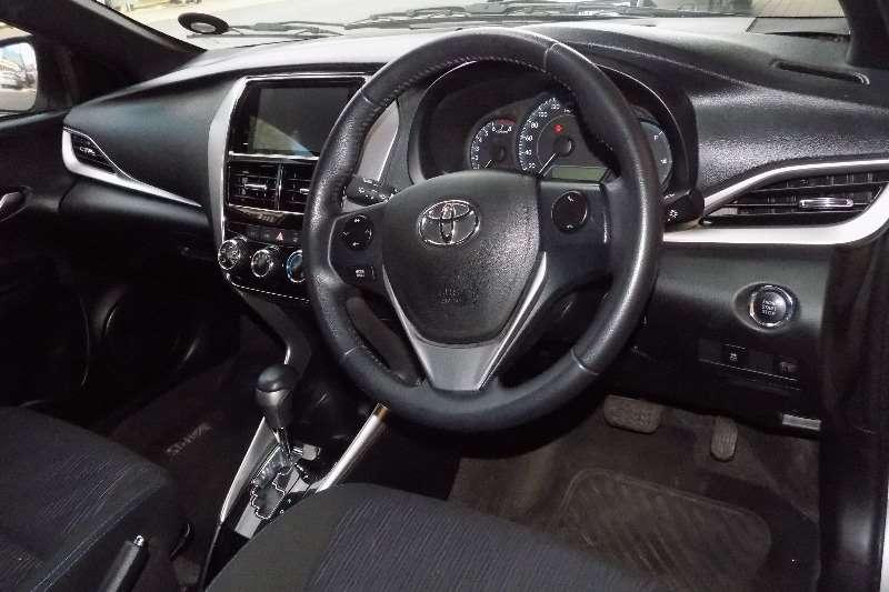 Toyota Yaris 1.3 auto 2018