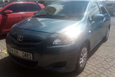 Used 2006 Toyota Yaris 1.3 sedan T3