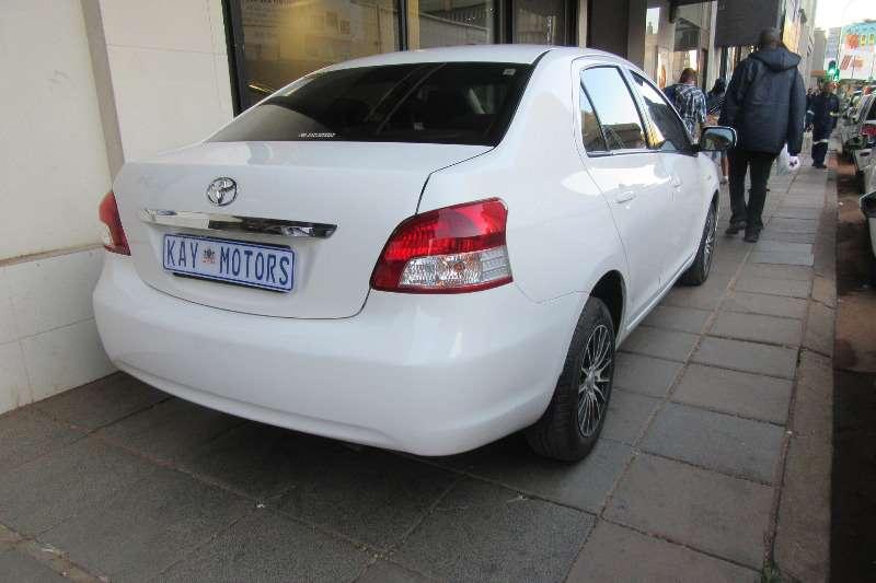 Toyota Yaris 1.3 sedan T3 2007