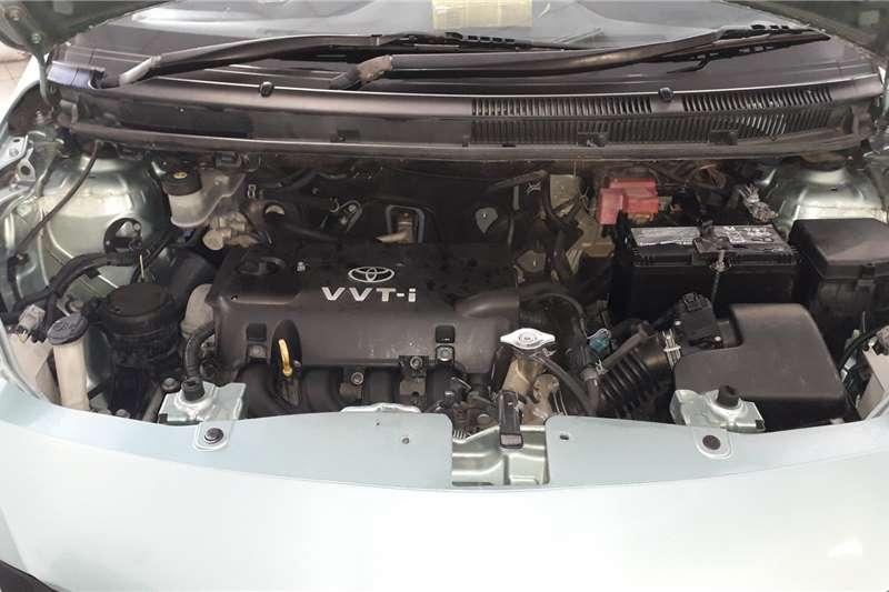 Toyota Yaris 1.3 sedan T3+ 2007