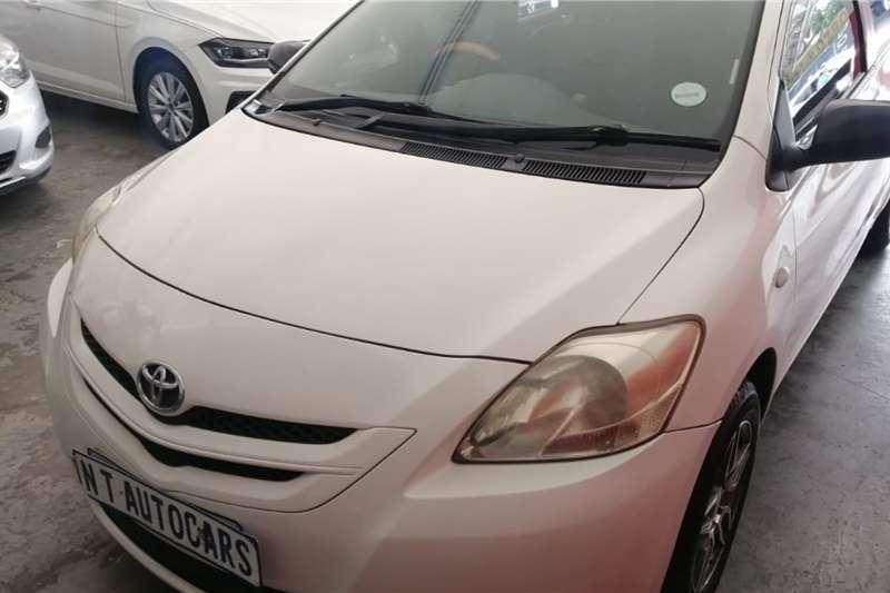 Used 2007 Toyota Yaris 1.3 sedan T3