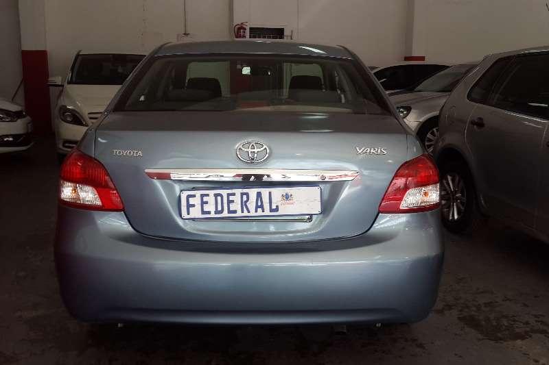 2009 Toyota Yaris Yaris 1.3 sedan T3+