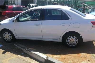 Used 2009 Toyota Yaris 1.3 sedan T3